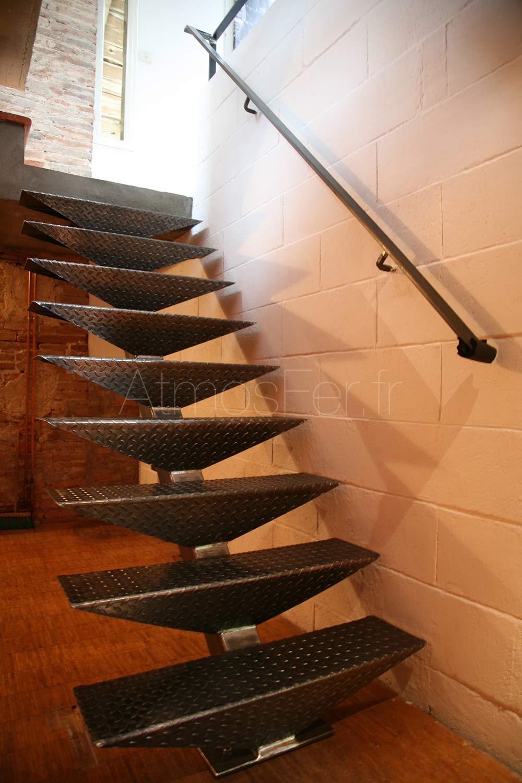 100 Incroyable Suggestions Escalier En Fer Industriel