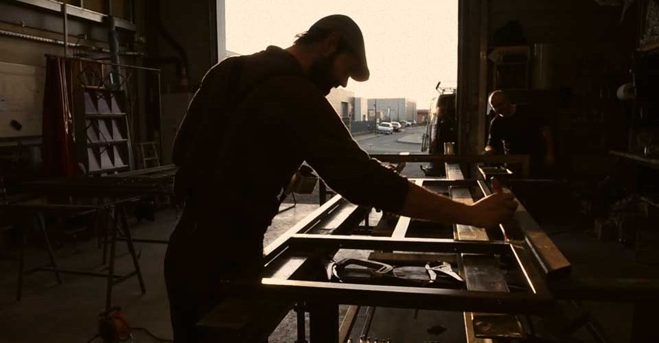 finitions-matériaux-ferronnerie-métallerie-AtmosFER-Toulouse