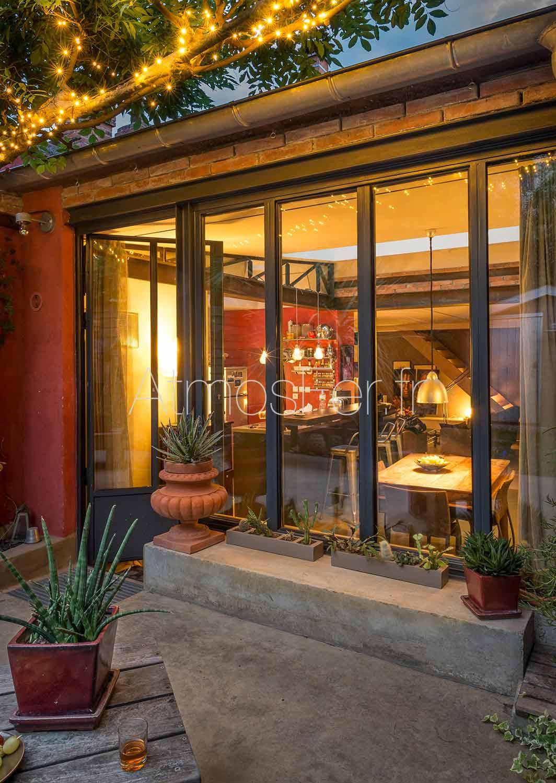 verri re d 39 atelier menuiserie ext rieure acier toulouse. Black Bedroom Furniture Sets. Home Design Ideas