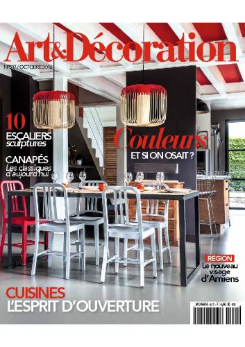 Oct 2016 – Art & Décoration