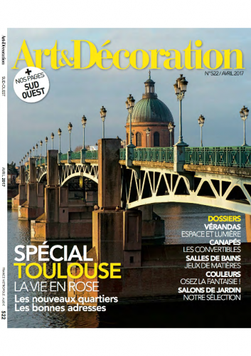 Avril 2017 – Art & Décoration Spécial Toulouse