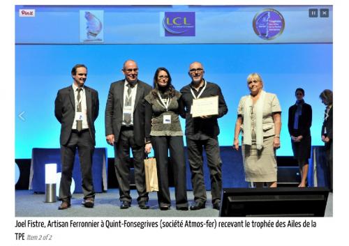 Nov 2012 – Jounal Toulousain.fr