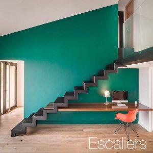 Specialiste Escalier Sur Mesure Toutes Formes Ferronnerie D