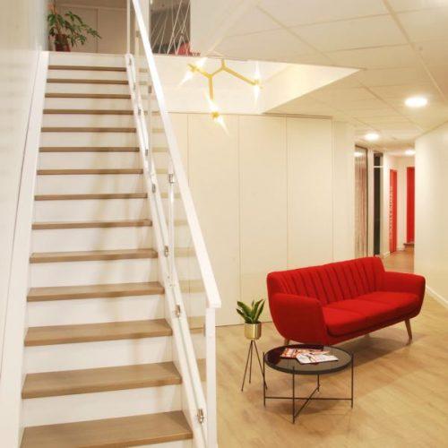 Escalier Design thermolaqué blanc-Toulouse-Vignette