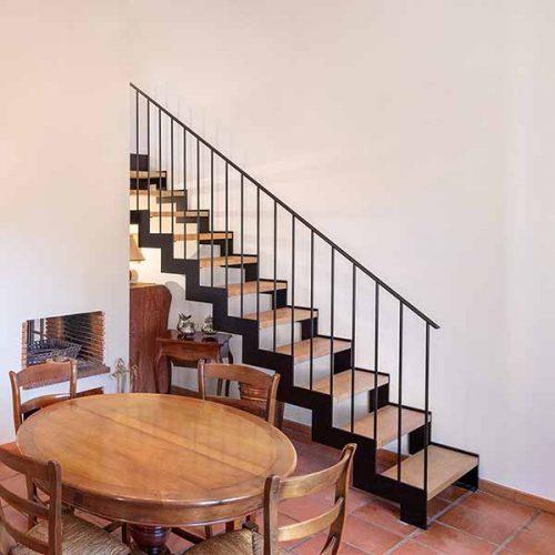 Graphique 8 Escalier métal bois Toulouse