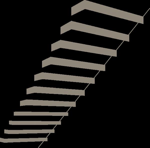 Escalier suspendu Atmosfer Toulouse