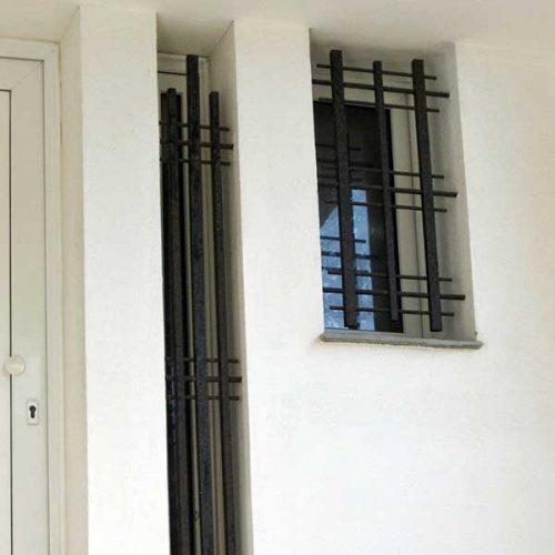 Vignette Grille Art Déco 2 protection fenêtre sur-mesure Toulouse